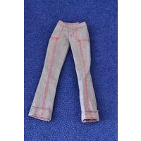 Одежда для кукол Barbie и других, джинсы из набора Fashion Fever