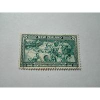 Новая Зеландия 1940 лот 6