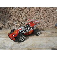 Радиоуправляемая модель гоночной машины