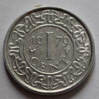 Суринам, 1 цент 1979 г
