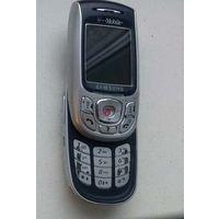 Samsung e820 на запчасти + зарядное на samsung