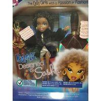 Кукла Братц  Саша  (MGA,США) с двумя комплектами одежды и духами (оригинал, в оригинальной упаковке)