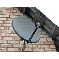 Комплект с ТВ-модулемСпутниковая антена Триколор)
