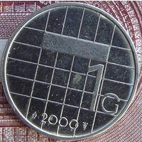 1 гульден 2000