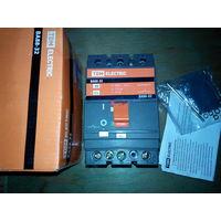 Выключатель автоматический ВА88-32 3Р 63А 25кА TDM