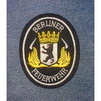 Шеврон пожарных Берлина