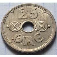 Дания 25 эре, 1924          ( 1-6-5 )