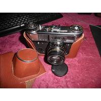 Фотоаппарат ФЭД-5С.