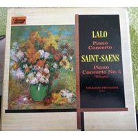 Лало Lalo Piano Concerto