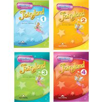 Fairyland 1 - 5. Итерактивный многоуровневый курс английского языка для детей + серия книг для домашнего чтения