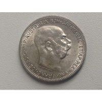 Австрия 1 крона 1916г