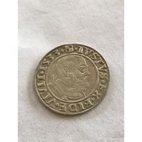 Пруссия, грош 1533