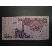 Египет. 1 фунт. UNC.