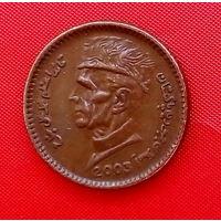 37-19 Пакистан 1 рупия 2003 г.