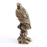 Бронзовый Орёл. маленькая статуя. сувенир. распродажа