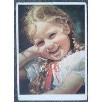 Хорошее настроение. Дети. Германия? 1950-60-е? Чистая.