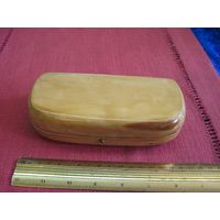 Футляр для очков самодельный деревянный.