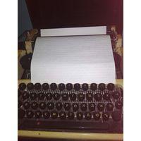 Печатная машинка  1985г