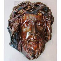 Голова Христа (гипс)