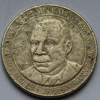 Танзания, 200 шиллингов 1998 г