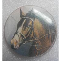 Значок.  Вероятно Конь, но возможно и Лошадь #0080