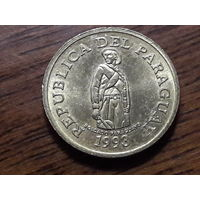 Парагвай 1 гуарани 1993