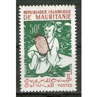 Мавритания. Михель- 174. Чистая.