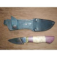 Нож Волк-1, 95х18 ковка