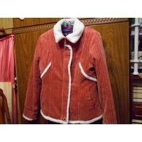 Куртка  для девочки р.42