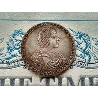 Монета РИ, 1 рубль 1722.