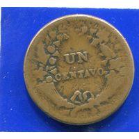 Перу 1 сентаво 1904
