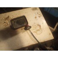 Лот 1151. Водительское зеркало заднего вида на дорестайлинг Volkswagen Golf 2, Jetta 2. Старт с 10 рублей!