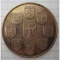 Футбол. Германия. Медали, Жетоны, Подвесы. По вашей цене  .25-293