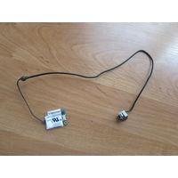Dell Vostro 1700 сетевая карта и коннектор 0DN249
