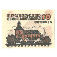 Германия Нотгельд 10 пфеннигов 1922 года. Состояние aUNC!