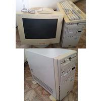 Ретро ПК Acer AcerEntra Pentium 100(166) + 3dfx Voodoo Graphics