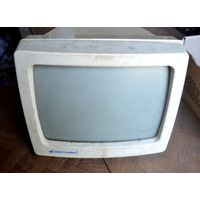 Монитор от Советского компьютера ЭЛЕКТРОНИКА МС 6105.11