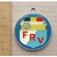 Медаль спортивная Волейбол Румыния 1979 год