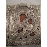 ИКОНА ТИХВИНСКАЯ БОГОМАТЕРЬ. 19 века