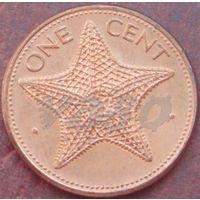 5168:  1 цент 2004 Багамские острова
