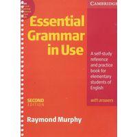 Cambridge Essential Grammar in Use by Raymond Murphy (Красный Мерфи - уровень Elementary)