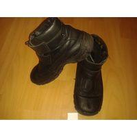 Ботинки для мальчика, размер 37