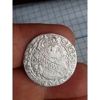 6 грошей 1626 года