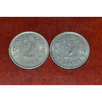 Мальта 2 цента