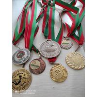 Спортивные медали.