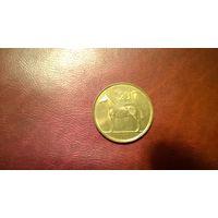 20 пенсов 1996 год Ирландия (а)