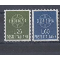 [417] Италия 1959.Европа.EUROPA.