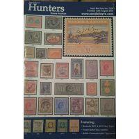 Sandafayre's Hunters Аукционный каталог марок # 7230 от 12.08.14. Англия