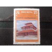 Непал 1987 Храм**