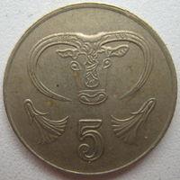 Кипр 5 центов 1994 г. (g)